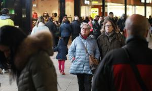 La desviació entre la població estimada i la registrada es va reduir fins al 5,4% l'any passat.