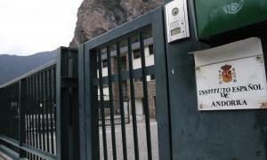 L'Institut espanyol d'Andorra.