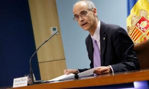 Martí ofereix als presidents de grup entrar a la delegació negociadora