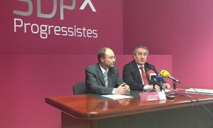 """Un informe d'SDP conclou que la situació de Bonet és """"injustificable"""""""