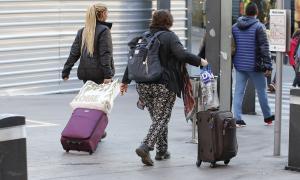 El gener ha estat el mes amb una disminució més forta de l'ocupació hotelera, un 11,46%.