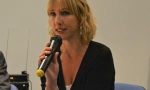 La psicoanalista Claudia Luján.