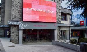 Andorra Telecom licita l'enderroc de l'edifici de l'avinguda Meritxell