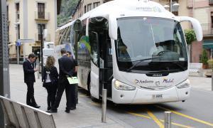 El bus turístic espera un 20% més d'usuaris i ser rendible en dos anys