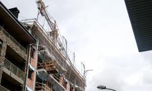 La construcció i serveis no financers ofereixen creixements més intensos.