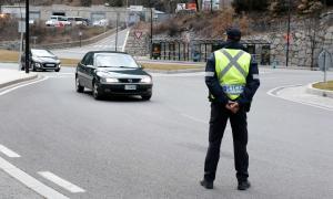 75 detinguts en la campanya contra l'alcohol i les drogues al volant