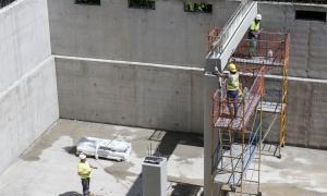 El nou dipòsit de la Plana estarà operatiu la primera setmana de juliol