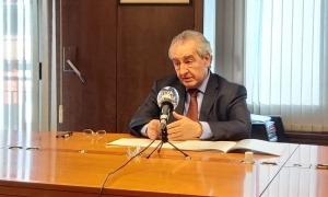 L'excap de Govern Jaume Bartumeu ha presentat un quadern sobre el futur de la banca editat des de Ceres.