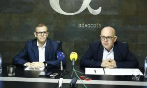 L'advocat Josep Antoni Silvestre.