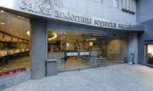 Seu de la Caixa Andorrana de Seguretat Social.