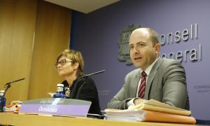 """DA vol evitar """"frens"""" als plans d'actuació útils"""