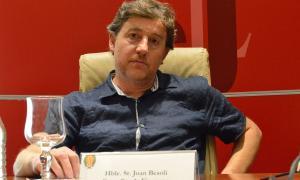 L'exconseller de Finances lauredià Joan Besolí.