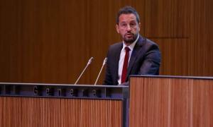 El conseller general del Partit Socialdemòcrata (PS) Pere López.