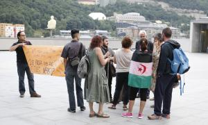 Govern i Adsaps confien que els  nens sahrauís puguin fer l'estada