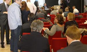 L'Agia va celebrar ahir la seva assemblea general ordinària, que va elegir la nova junta directiva.