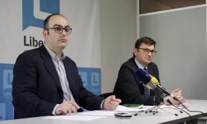 LdA exigirà responsabilitats polítiques si se segueix danyant la imatge d'Andorra Amadeu Rossell Joan Albert Farré