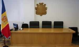 El Tribunal de Corts va jutjar ahir el primer cas de maltractament animal.