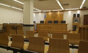 Al judici d'ahir només Auderset i Saboya van declarar davant del Tribunal, sense cap testimoni ni prova més.