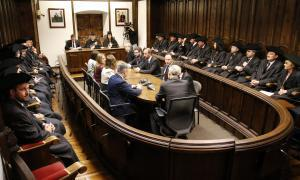 Cautela dels grups sobre la demanda de la declaració de Cierco i Bartumeu