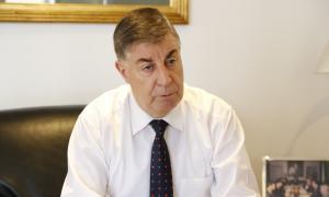 Enric Casadevall és president del Consell Superior de la Justícia.