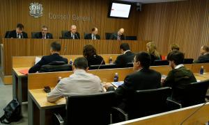"""L'oposició censura l'""""alarma"""" de la CASS i que no s'adoptin mesures"""