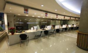 Interior de la CASS.