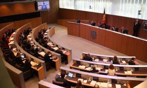 A poc més de quatre mesos d'acabar la legislatura hi ha una trentena de lleis a tràmit al Consell General.