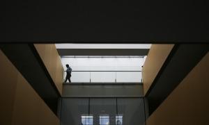 L'edifici del Consell General, un projecte en el qual va intervenir el despatx català Artigues & Sanabria Arquitectes.