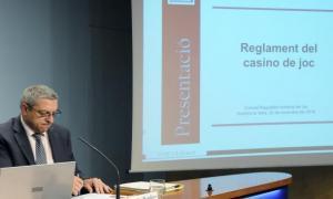 Sis operadors retiren el plec del casino al preu de 3.000 euros