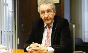 """L'excap de Govern, Jaume Bartumeu considera que la supervivència del país està avui """"clarament compromesa""""."""