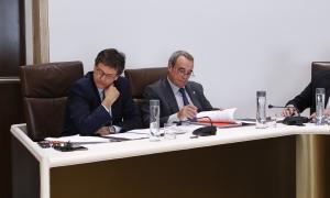 Jordi Minguillón ha estat conseller a l'oposició amb Víctor Pintos (L'A).