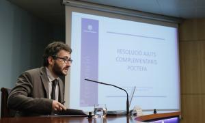 El Govern destina 100.000 euros a quatre projectes sobre canvi climàtic