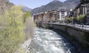 Sant Julià encara ha de fer 1,5 km de la xarxa separativa d'aigües