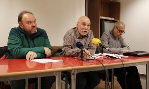 Els sindicats recorren al raonador del ciutadà pels comptes de la CASS Gabriel Ubach Guillem Fornieles, Joseba Imanol