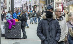 Els visitants de nacionalitat francesa van caure un 36,3% al desembre.