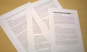 El Govern oficialitza la proposta de pacte per la reforma de la sanitat