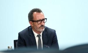 El ministre Víctor Filloy ha informat dels acords del consell de ministres.