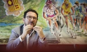 El director general d'Andorra Turisme, Betim Budzaku.