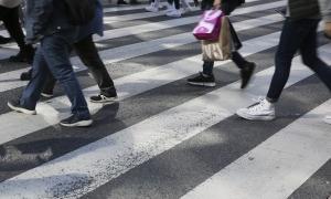 La campanya engegada per l'ACA per evitar els accidents als passos de vianants durarà tot un mes.