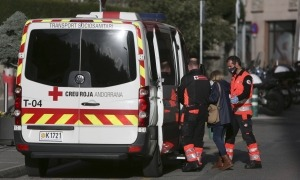 La Creu Roja va comunicar el 30 de juny que es presentava al concurs de transport sanitari i divendres passat en va quedar exclosa per no complir un dels requisits.