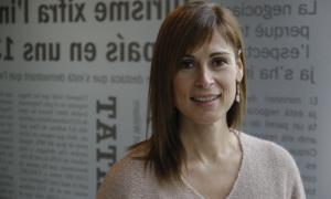Mònica Lage, presidenta d'AMMA.