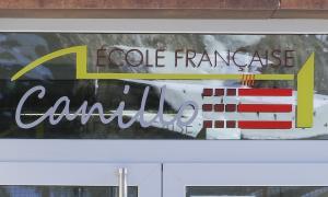 L'escola francesa de Canillo, un dels centres d'aquest sistema educatiu.
