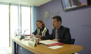"""El PS elabora una proposició per """"fer efectiu"""" el dret a la llibertat sindical"""