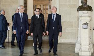 Entesa amb Mònaco i San Marino en les negociacions amb la UE