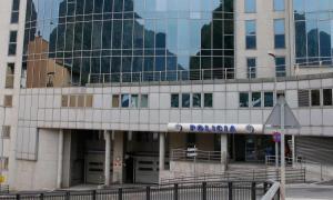 L'edifici administratiu de l'Obac.