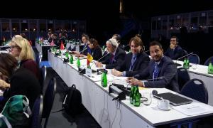 Una delegació del Consell General, a la 58a Assemblea de la Cosac