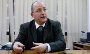 """Alfons Alberca: """"A qui correspongui ha de valorar si tipificar o no la corrupció privada"""""""