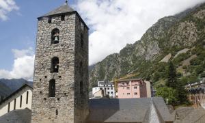 Campanar de Sant Esteve.