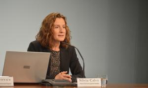 Aprovada la signatura de l'acord de París sobre canvi climàtic Sílvia Calvó