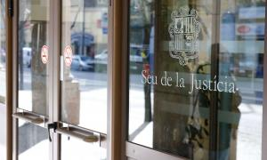 La defensa de Josep Vila va recórrer ahir davant del Tribunal Superior.